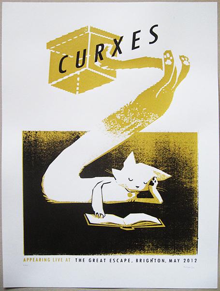 Curxes - Great Escape Festival Brighton