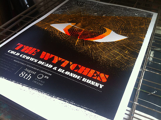 petting zoo prints & collectables poster for the wytches