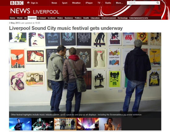 petting zoo posters are featured on the bbc