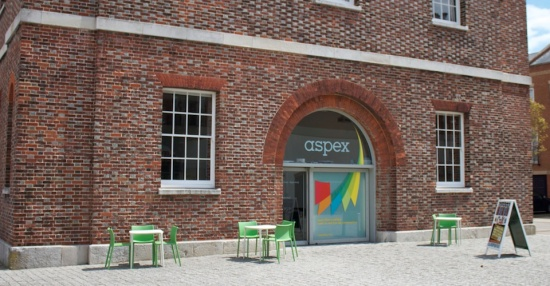 Portsmouth's Aspex Gallery