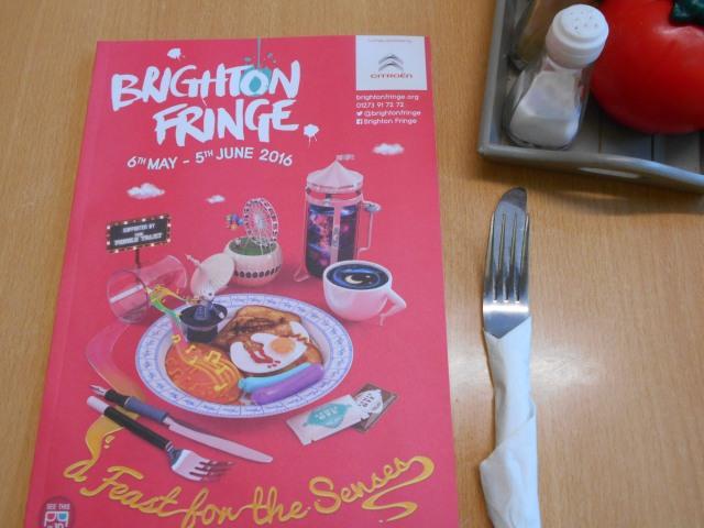 Brighton Fringe 2016