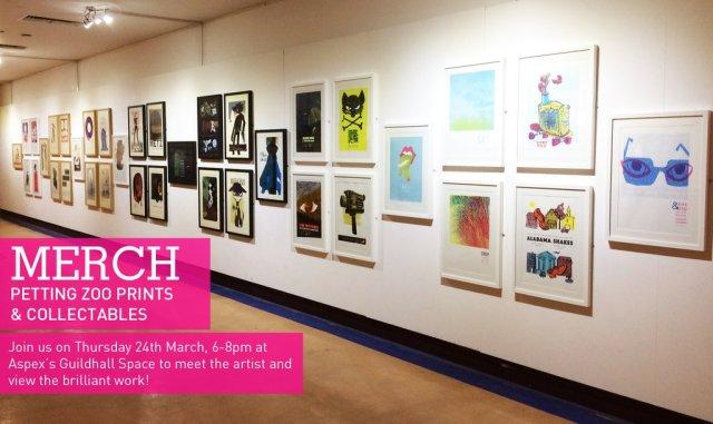 MERCH : poster show